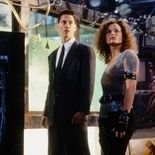 Photo Dina Meyer, Johnny Mnemonic