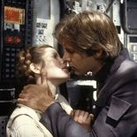 Photo Carrie Fisher, Harrison Ford