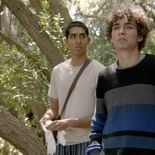 Photo Robert Sheehan, Dev Patel