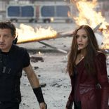 Photo Elizabeth Olsen, Jeremy Renner