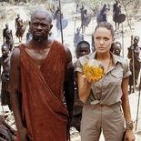Photo Angelina Jolie, Djimon Hounsou