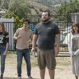 Photo Gillian Jacobs, Paul Rust, Mike Mitchell, Claudia O'Doherty