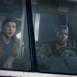 Photo Tye Sheridan, Lena Waithe