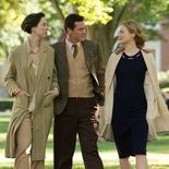 Photo Luke Evans, Bella Heathcote, Rebecca Hall