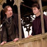 Photo Daniel Radcliffe, David Thewlis