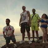 Photo Franck Gastambide, Anouar Toubali, Malik Bentalha