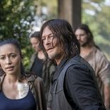 Photo Norman Reedus, Christian Serratos