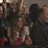 Photo Jason Sudeikis, Elizabeth Olsen, Ed Harris