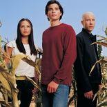 Photo Tom Welling, Michael Rosenbaum, Smallville