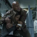 Photo Naomie Harris, Dwayne Johnson