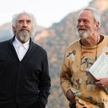 Photo Jonathan Pryce, Terry Gilliam