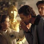photo, Carrie Fisher, Star Wars Épisode V : L'Empire contre-attaque
