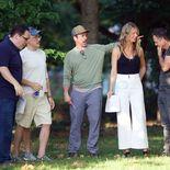 photo, Avengers : Infinity War, Robert Downey Jr., Mark Ruffalo