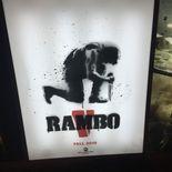 photo pré-affiche Rambo 5