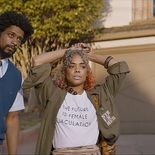 photo, Tessa Thompson, Lakeith Lee Stanfield, Keith Stanfield