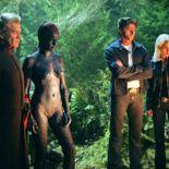 photo, Rebecca Romijn, Ian McKellen, Halle Berry, Hugh Jackman