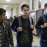 Photo Christian Navarro, Dylan Minnette, Brandon Flynn