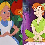 Photo Alice et Peter Pan