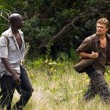 photo, Djimon Hounsou, Leonardo DiCaprio