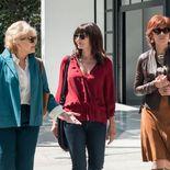 photo, Jane Fonda, Mary Steenburgen, Candice Bergen