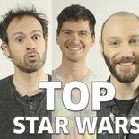 Vidéo Ecran Large Top Star Wars