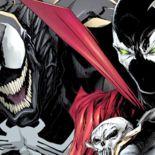 photo Venom vs Spawn