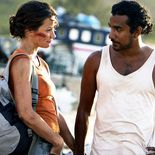 photo, Evangeline Lilly, Naveen Andrews