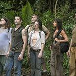 photo, Evangeline Lilly, Terry O'Quinn, Matthew Fox, Jorge Garcia