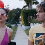 photo, Grace Van Patten, Andrew Garfield