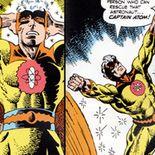 comic captain atom