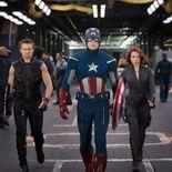 photo, Chris Evans, Scarlett Johansson, Jeremy Renner
