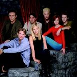 photo, James Marsters, Sarah Michelle Gellar, Marc Blucas, Nicholas Brendon, Alyson Hannigan