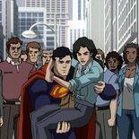 photo death of superman