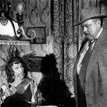 photo, Orson Welles, Marlene Dietrich