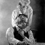 photo, Janet Leigh, Charlton Heston