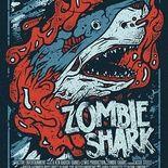 photo zombie shark