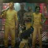 photo, Les Gardiens de la Galaxie, Chris Pratt, Dave Bautista