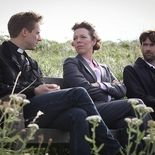 photo, Olivia Colman, David Tennant
