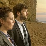 photo, Olivia Colman,, David Tennant