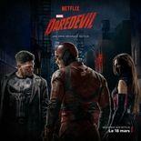 photo, Elodie Yung, Daredevil saison 2, Jon Bernthal