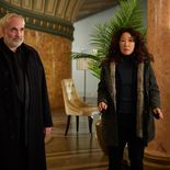 photo, Kim Bodnia, Sandra Oh