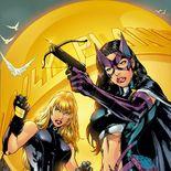 photo Black Canary The Huntress
