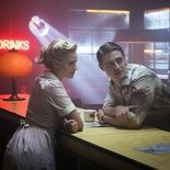 photo, Max Irons, Margot Robbie