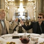 photo, David Tennant, Michael Sheen