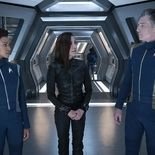 photo, Michelle Yeoh, Anson Mount, Sonequa Martin-Green