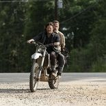 photo, Andrew Lincoln, Norman Reedus
