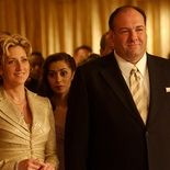 photo, James Gandolfini, Edie Falco