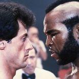 photo, Sylvester Stallone, Mr. T