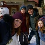 photo, Darby Camp, Judah Lewis, Kimberly Williams-Paisley, Oliver Hudson