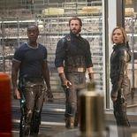 photo, Avengers : Infinity War, Don Cheadle, Chris Evans